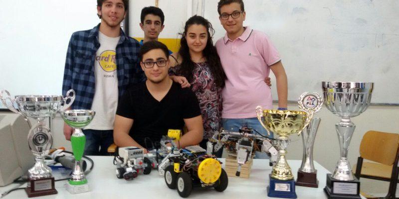 Le gare di robotica